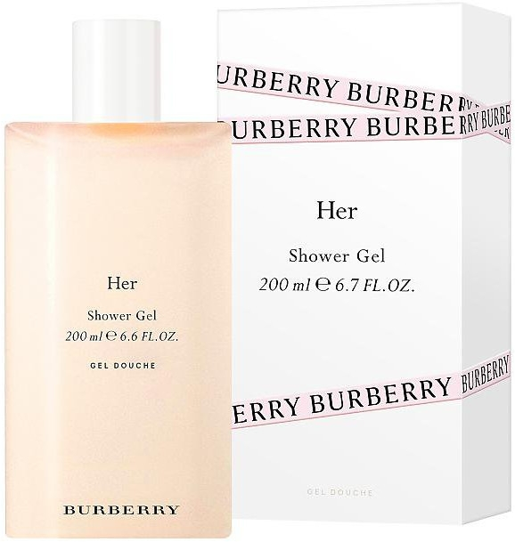 Burberry Her - Sprchový gél — Obrázky N2