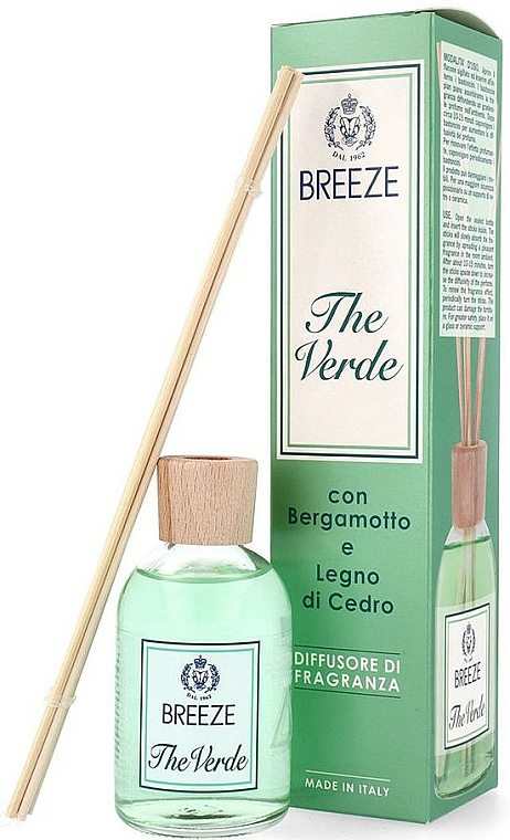 Breeze The Verde - Aromatický difúzor