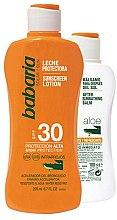 Voňavky, Parfémy, kozmetika Sada - Babaria Sun (protect/milk/200ml+protectlot/100ml)