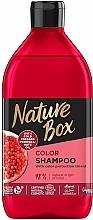 Voňavky, Parfémy, kozmetika Šampón - Nature Box Pomegranate Oil Shampoo