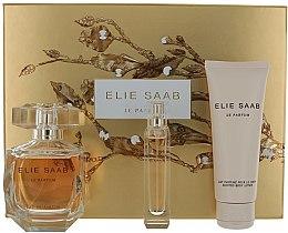 Voňavky, Parfémy, kozmetika Elie Saab Le Parfum - Sada (edp/90ml + edp/10ml + b/lot/75ml)