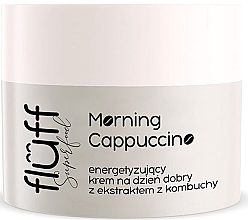 Voňavky, Parfémy, kozmetika Denný krém na tvár - Fluff Morning Cappuccino Day Face Cream