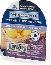Voňavky, Parfémy, kozmetika Aromatický vosk - Yankee Candle Lemon Lavender Wax Melt