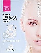 Voňavky, Parfémy, kozmetika Tvárová maska s mliečnymi proteínmi - Czyste Piekno Face Mask