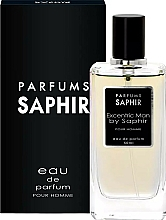 Voňavky, Parfémy, kozmetika Saphir Parfums Excentric Man - Parfumovaná voda