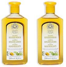 Voňavky, Parfémy, kozmetika Sada - Intea Camomile Shampoo (shm/2x250ml)