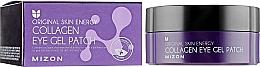 Voňavky, Parfémy, kozmetika Náplasti pod oči s morským kolagénom - Mizon Collagen Eye Gel Patch
