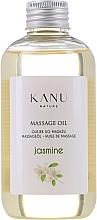 """Voňavky, Parfémy, kozmetika Masážny olej """"Jazmín"""" - Kanu Nature Jasmine Massage Oil"""