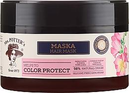 Voňavky, Parfémy, kozmetika Maska pre farbené vlasy - Mrs. Potter's Triple Flower Color Protect