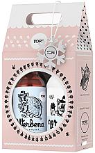 """Voňavky, Parfémy, kozmetika Sada """"Verbena"""" - Yope Verbena Natural Set (body/balm/300ml + liq/soap/500ml)"""