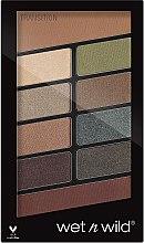 Voňavky, Parfémy, kozmetika Paleta tieňov na viečka - Wet N Wild Color Icon 10 Pan Palette