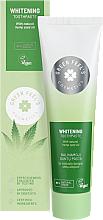 Voňavky, Parfémy, kozmetika Bieliaca zubná pasta s prírodným konopným olejom - Green Feel's Whitening Toothpaste