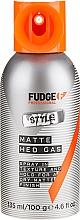 Voňavky, Parfémy, kozmetika Upevňovaci matný sprej - Fudge Matte Hed Gas Mattes Spray