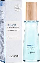 Voňavky, Parfémy, kozmetika Minerálna hydratačná esencia - The Saem Iceland Hydrating Essence