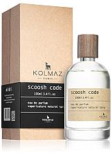 Voňavky, Parfémy, kozmetika Kolmaz Scoosh Code - Parfumovaná voda