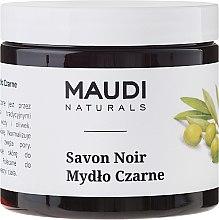 Voňavky, Parfémy, kozmetika Čierne mydlo - Maudi