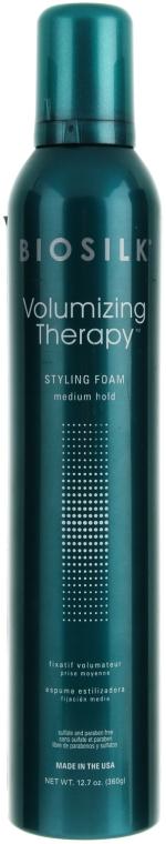 Pena na vlasový styling - BioSilk Volumizing Therapy Styling Foam