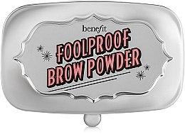 Voňavky, Parfémy, kozmetika Púder na obočie - Benefit Foolproof Brow Powder