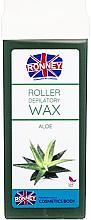 """Voňavky, Parfémy, kozmetika Vosk na depiláciu v náplni """"Aloe"""" - Ronney Wax Cartridge Aloe"""