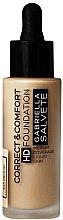 Voňavky, Parfémy, kozmetika Tónovacia báza - Gabriella Salvete Correct & Comfort Foundation