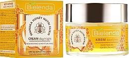 Voňavky, Parfémy, kozmetika Výživný hydratačný krém na tvár - Bielenda Manuka Honey Nutri Elixir Day/Night Cream