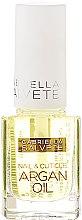 Voňavky, Parfémy, kozmetika Arganový olej pre kutikuly - Gabriella Salvete Nail Care Nail & Cuticle Argan Oil