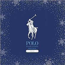 Voňavky, Parfémy, kozmetika Ralph Lauren Polo Deep Blue Holiday Gift Set - Sada (parfum/125ml + parfum/40ml)