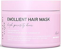 Voňavky, Parfémy, kozmetika Zjemňujúca maska na vlasy s vysokou pórovitosťou - Trust My Sister High Porosity Hair Emollient Mask