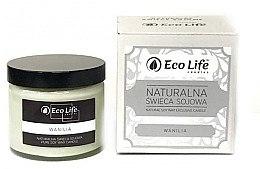 """Voňavky, Parfémy, kozmetika Vonná sviečka """"Vanilla"""" - Eco Life Candles"""
