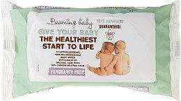Voňavky, Parfémy, kozmetika Detské vlhčené obrúsky bez zápachu - Beaming Baby Organic Baby Wipes