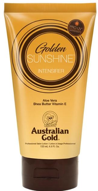 Urýchľovač opálenia - Australian Gold Sunshine Golden Intensifier Professional Lotion