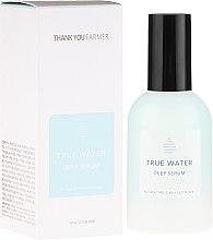Voňavky, Parfémy, kozmetika Hĺbkovo hydratačné sérum proti vráskam - Thank You Farmer True Water Deep Serum