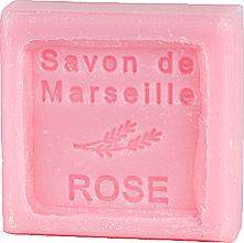 """Voňavky, Parfémy, kozmetika Marseillské mydlo """"Ruža"""" - Le Chatelard 1802 Soap Savon De Marseille Rose"""