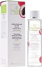 Voňavky, Parfémy, kozmetika Micelárna voda - Collistar Acqua Micellare Bi Fase