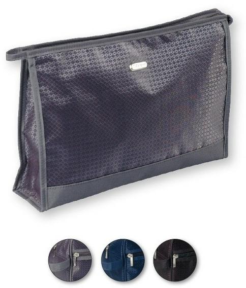 Kozmetická taška, 92909, šedá - Top Choice — Obrázky N2