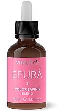 Voňavky, Parfémy, kozmetika Koncentrát na udržanie farby vlasov - Vitality's Epura Color Saving Blend