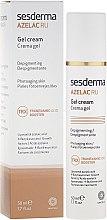Voňavky, Parfémy, kozmetika Depigmentačný krém na tvár - SesDerma Laboratories Azelac Ru Gel Cream