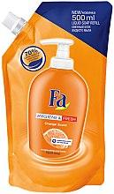 "Tekuté mydlo ""Čistota a sviežosť. Pomaranč"" - Fa Hygiene & Freshness Orange Scent Soap (Doy-pack) — Obrázky N1"