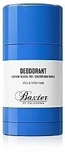 Voňavky, Parfémy, kozmetika Dezodorant - Baxter of California Deo