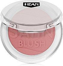 Voňavky, Parfémy, kozmetika Lícenka - Hean Satin Blush