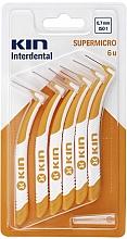 Voňavky, Parfémy, kozmetika Medzizubná kefka 0,7 mm - Kin Supermicro ISO 1