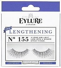 Voňavky, Parfémy, kozmetika Falošné riasy №155 - Eylure Lengthening