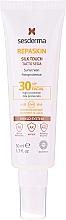 Voňavky, Parfémy, kozmetika Krém na tvár s SPF ochranou - SesDerma Laboratories Repaskin Silk Touch SPF30