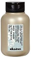 Voňavky, Parfémy, kozmetika Texturizačný púder pre okamžitý objem vlasov  - Davines More Inside Dust