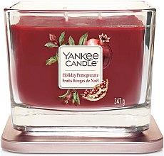 Aromatická sviečka - Yankee Candle Elevation Holiday Pomegranate — Obrázky N1