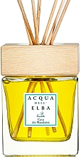 """Voňavky, Parfémy, kozmetika Aromatický difúzor do bytu """"Mandarínka"""" - Acqua Dell Elba Casa Dei Mandarini Diffuser"""