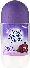 "Voňavky, Parfémy, kozmetika Deodorant roll-on ""Čierna orchidea"" - Lady Speed Stick Fresh Essense Deodorant"