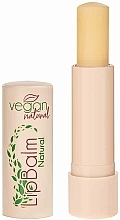 """Voňavky, Parfémy, kozmetika Balzam na pery """"Prírodný"""" - Vegan Natural Lip Balm For Vegan Natural"""