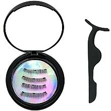 Voňavky, Parfémy, kozmetika Sada - Moon Lash Magnetic Eyelashes 001 Magnetic Moon (eyelashes/1pcs + clip)
