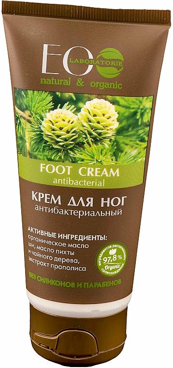 Antibakteriálny krém na nohy - ECO Laboratorie Foot Cream
